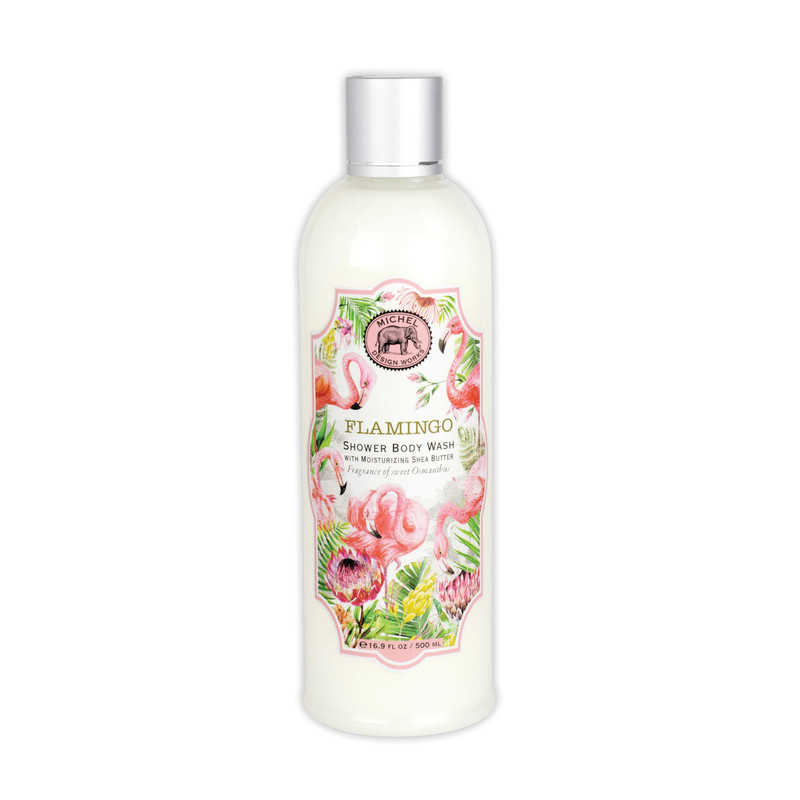 Gel Ducha Flamingo 500 ml