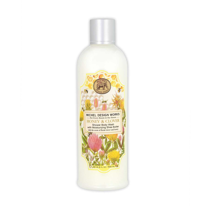 Gel Ducha Honey & Clover 500 ml