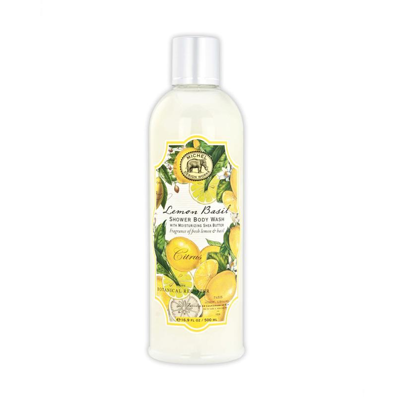 Gel Ducha Lemon Basil 500 ml