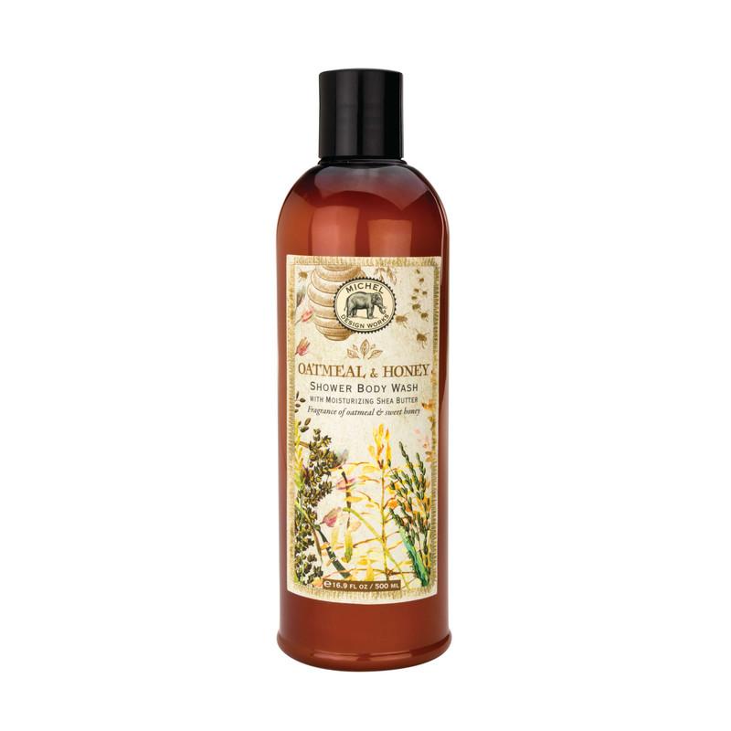 Gel Ducha Oatmeal & Honey 500 ml