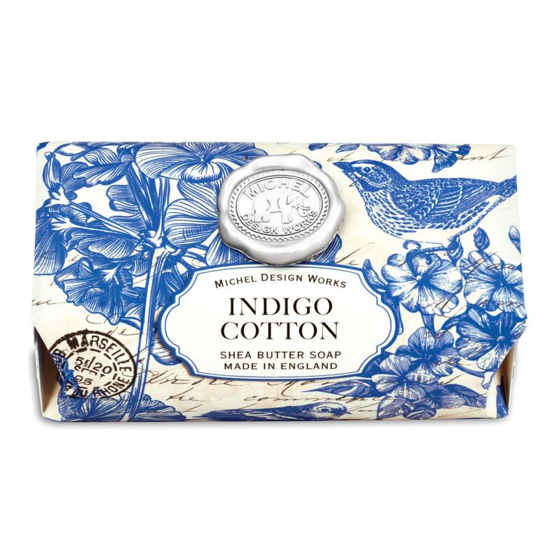Jabón Barra Indigo Cotton 246 g
