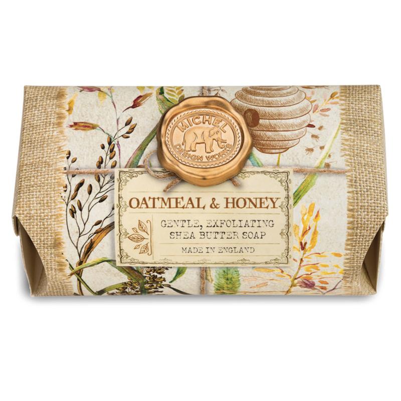 Jabón Barra Oatmeal & Honey 246 g