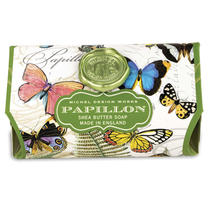 Jabón Barra Papillon 246 g