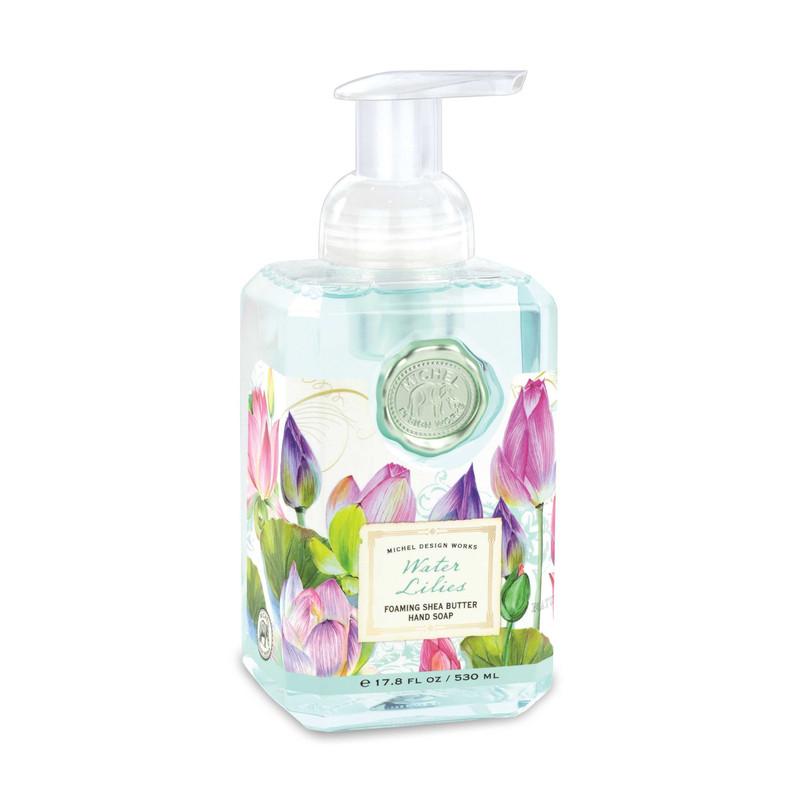 Jabón Espuma Water Lilies 530 ml
