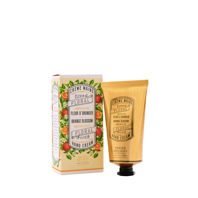 Crema Manos Orange Blossom 75 ml