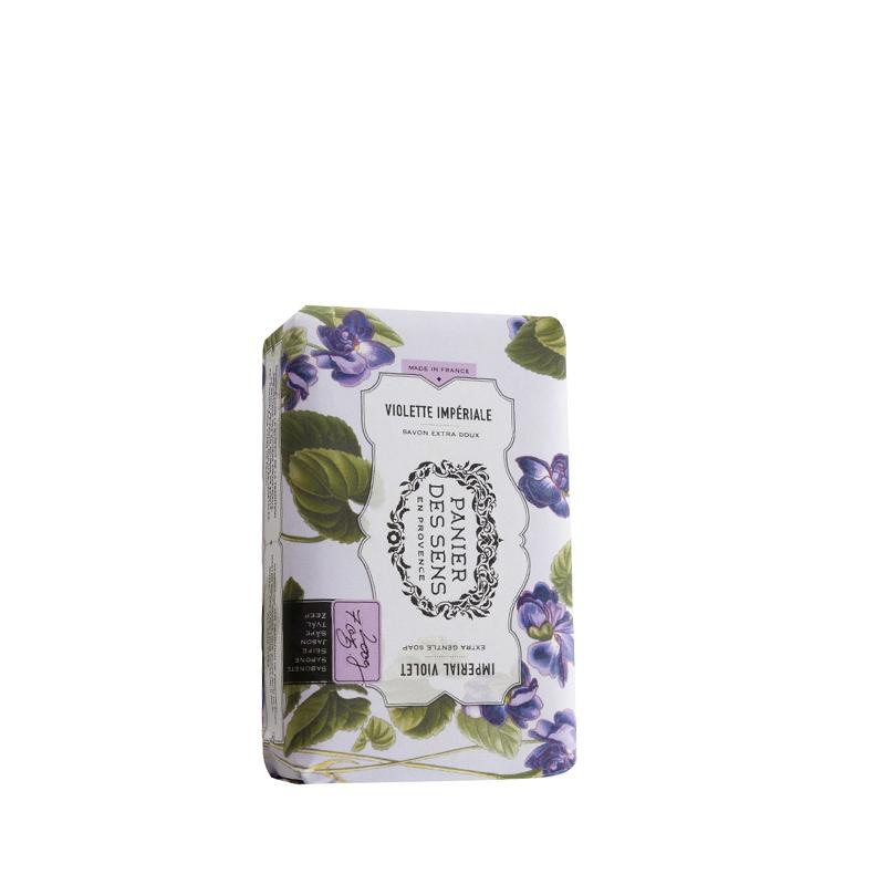 Jabón Barra Imperial Violet 200 g