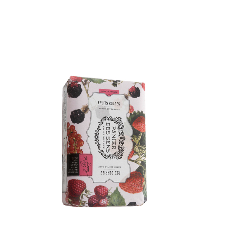 Jabón Barra Red Berries 200 g