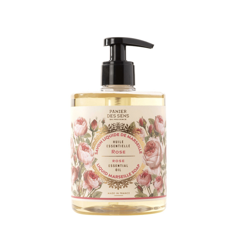 Jabón Líquido Rose 500 ml