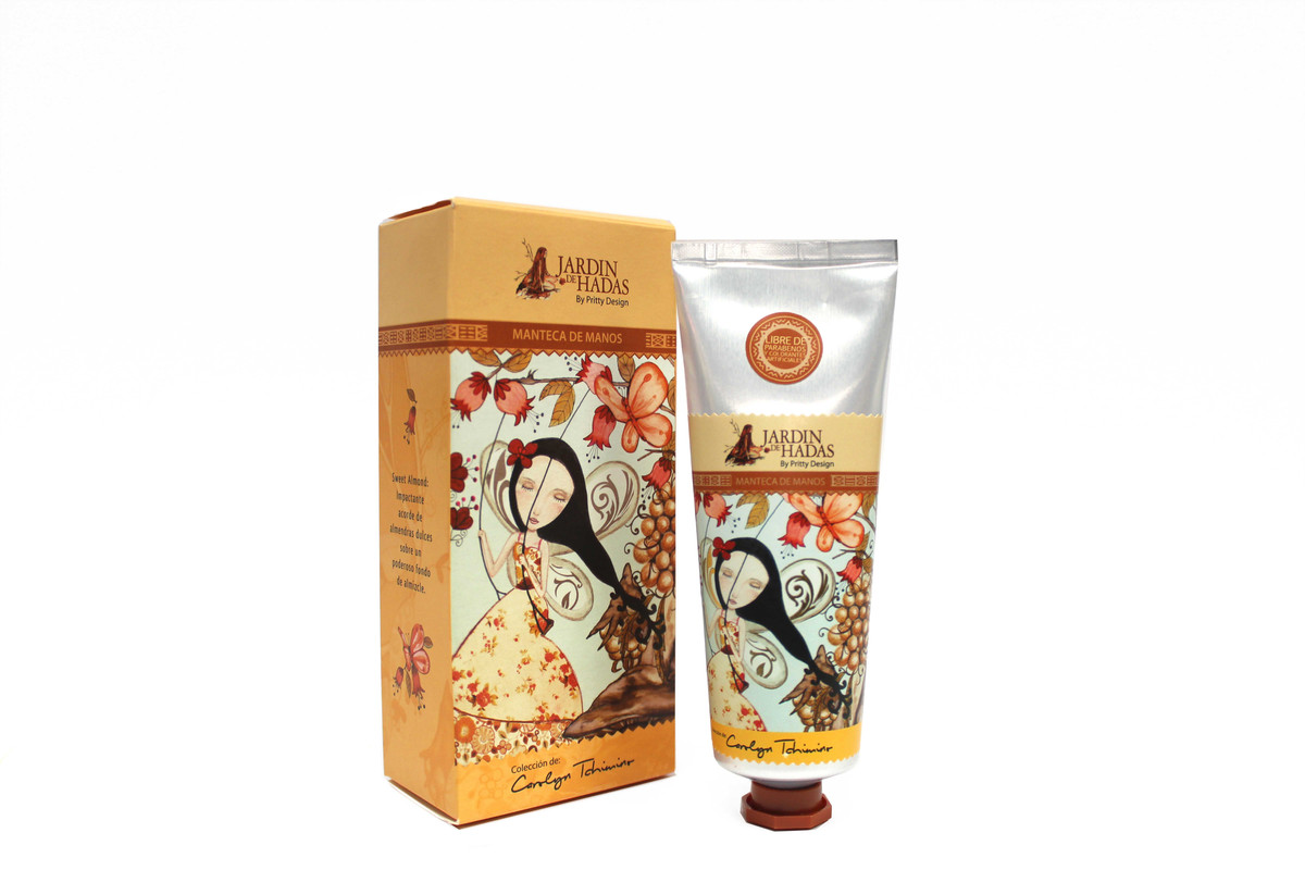 Manteca de Manos Sweet Almond 75 ml