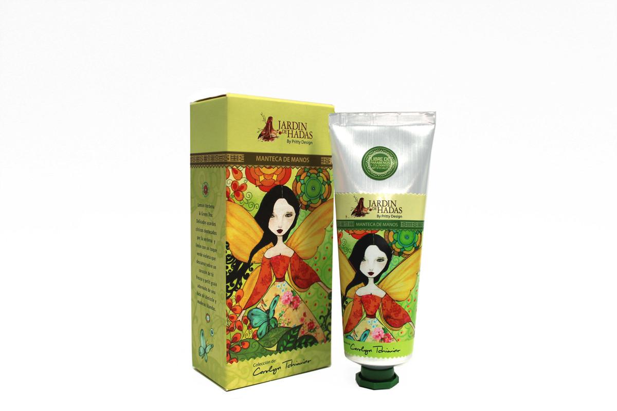 Manteca de Manos Lemon Verbena & Green Tea 75 ml