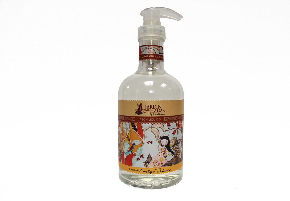 Jabón Líquido Sweet Almond 375 ml
