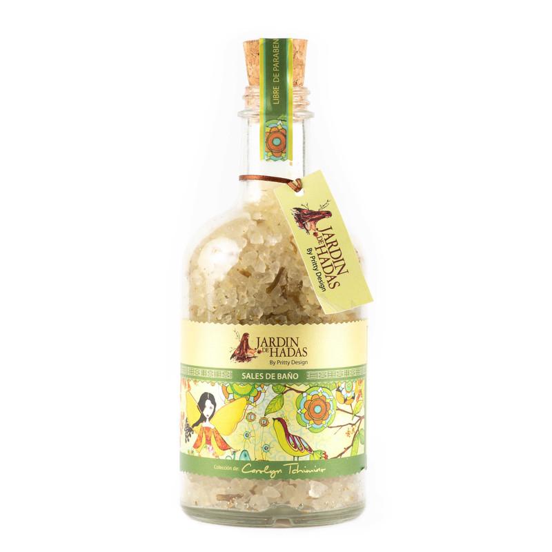 Sales de Baño Lemon Verbena & Green Tea 300 g