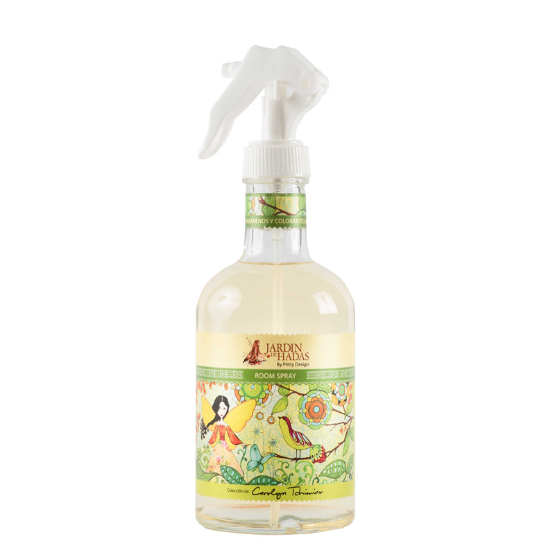 Spray de Ambiente Lemon Verbena & Green Tea 375 ml