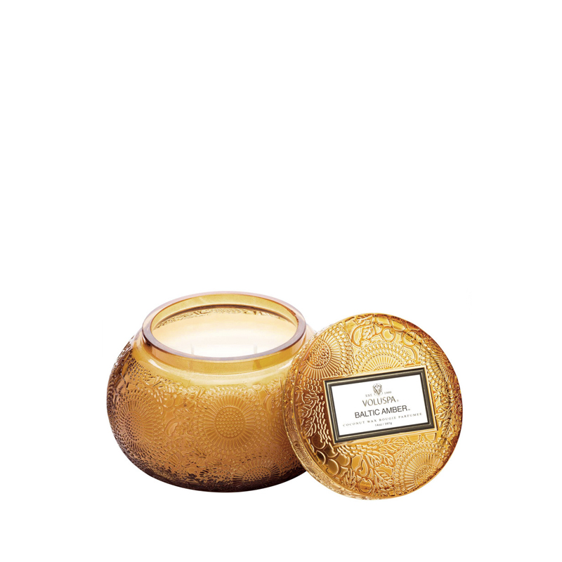 Vela Vidrio Baltic Amber 397 g