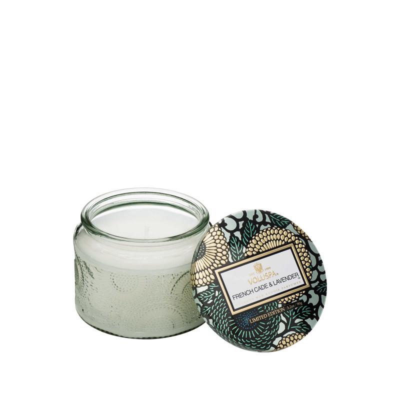 Vela Vidrio Ed Ltda French Cade Lavender 90 g