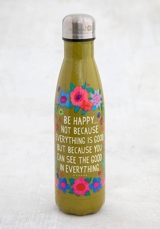 Botella de Agua Be Happy 500 ml