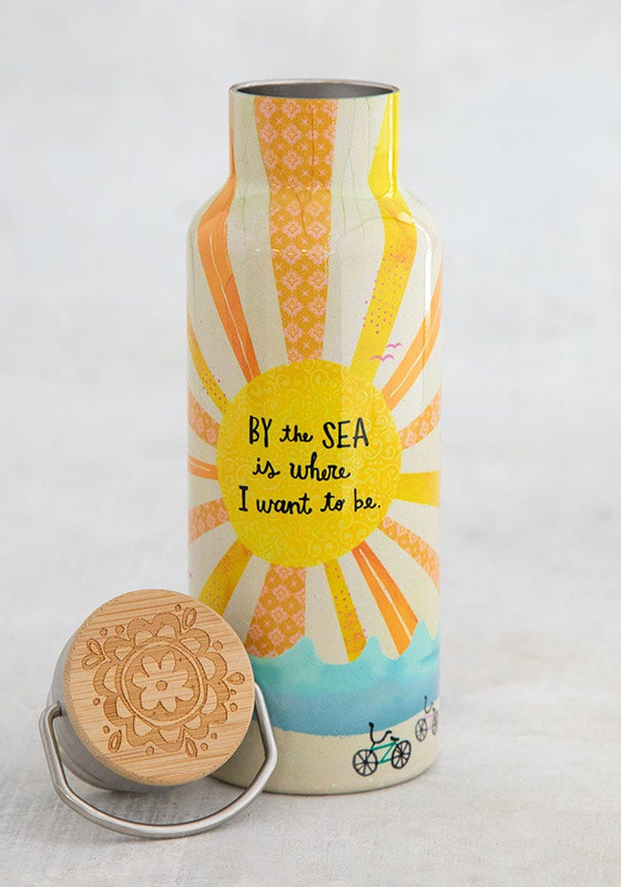 Botella de Agua By the Sea 530 ml
