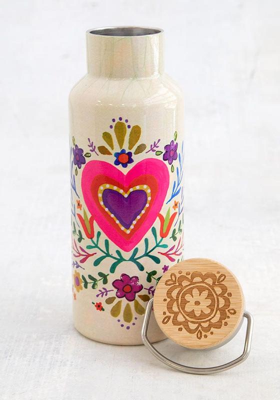 Botella de Agua Heart 530 ml