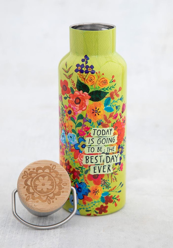 Botella de Agua Best Day Ever 530 ml
