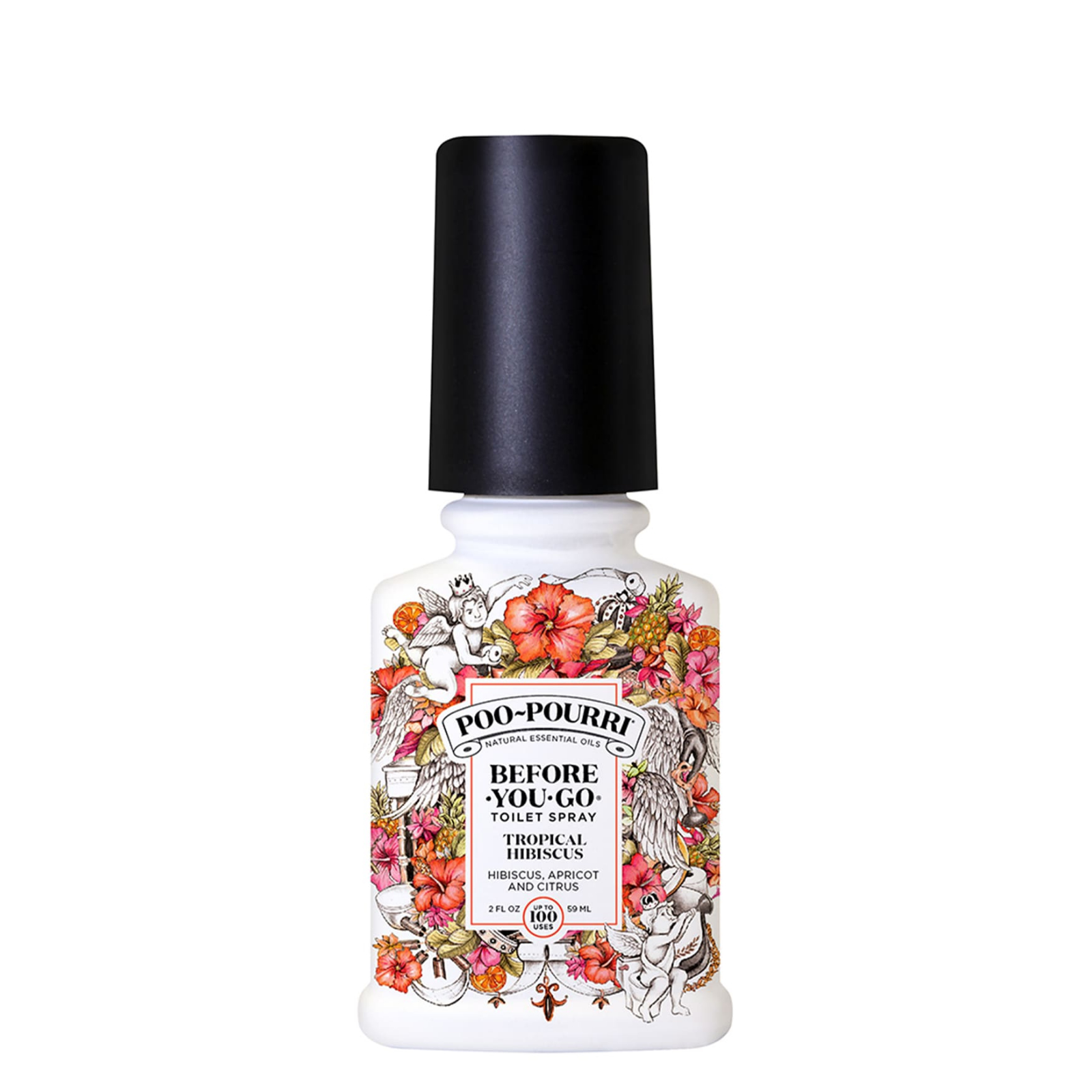 Spray WC Tropical Hibiscus 59 ml