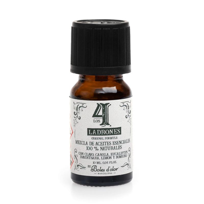Aceite Esencial Los 4 Ladrones 10 ml