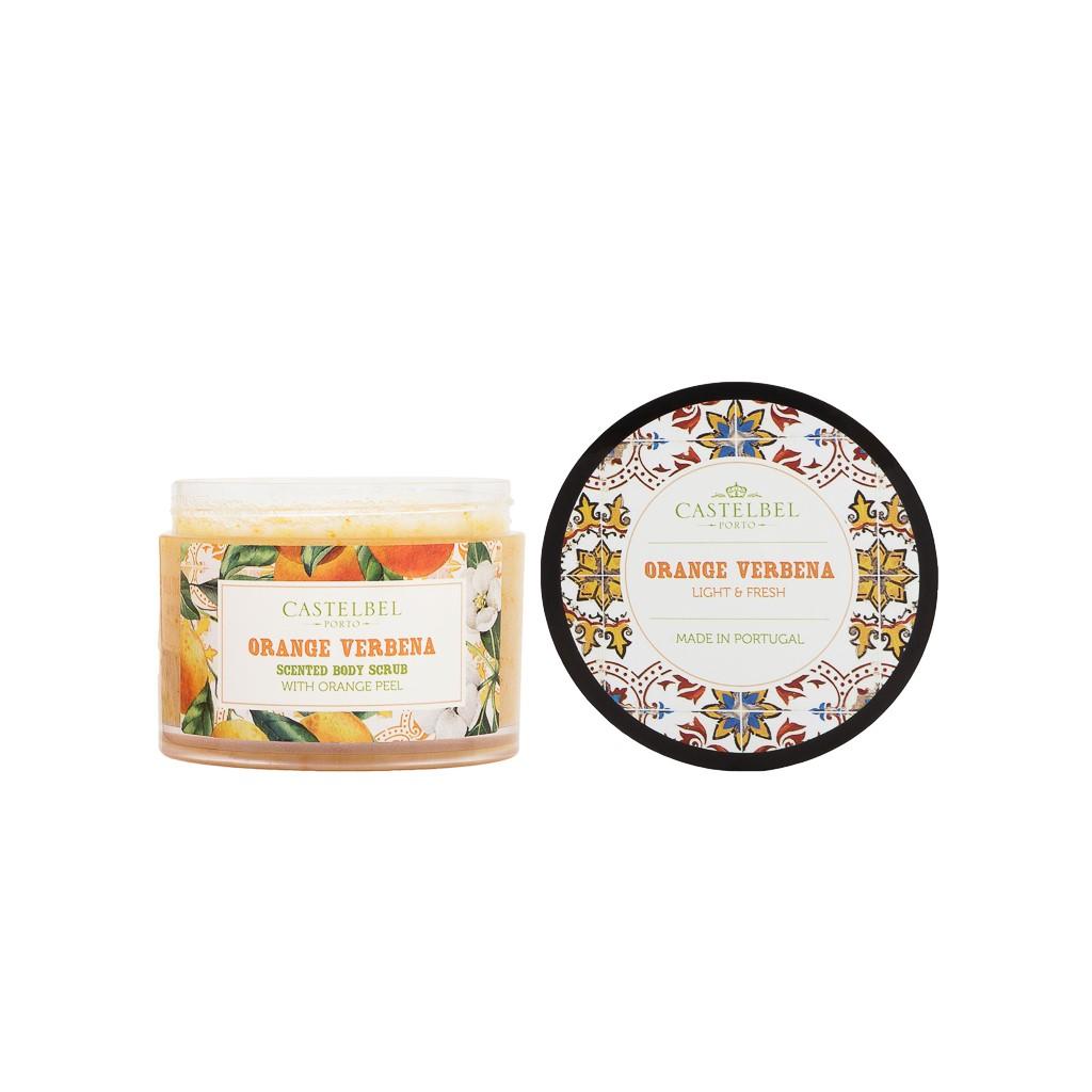 Exfoliante Cuerpo Smoothie Orange Verbena 300 g