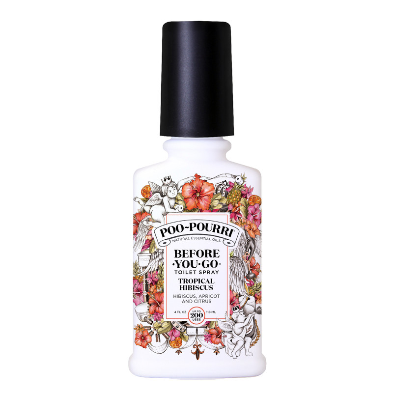 Spray WC Tropical Hibiscus 118 ml