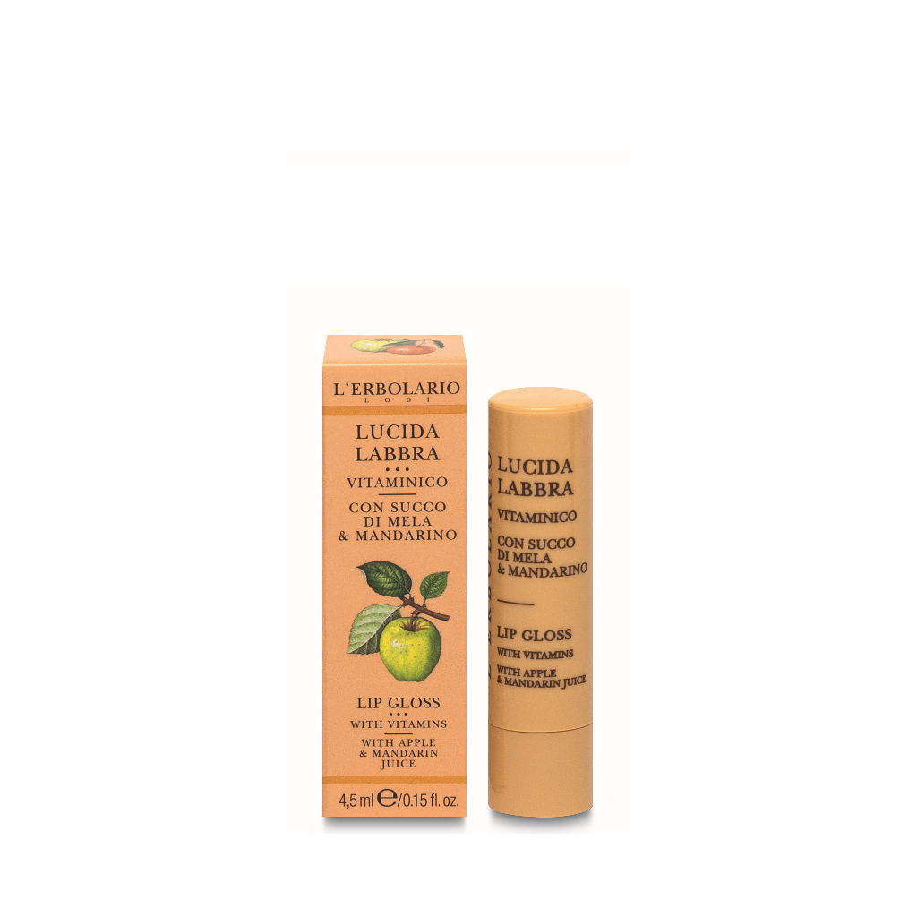 Labial Vitamínico Manzana y Mandarina 4,5 ml