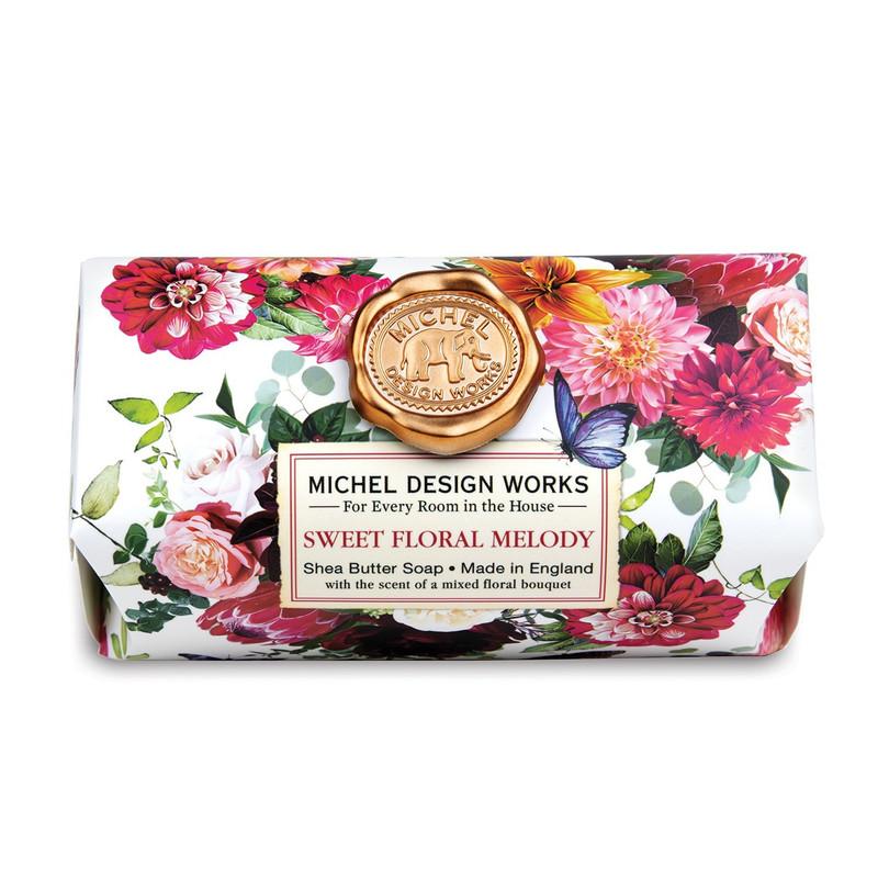 Jabón Barra Sweet Floral Melody 246 g