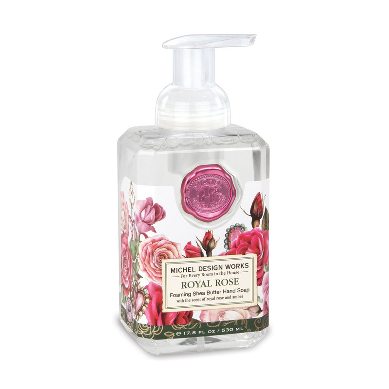 Jabón Espuma Royal Rose 530 ml