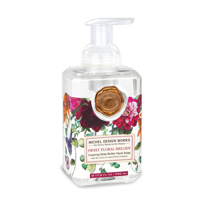 Jabón Espuma Sweet Floral Melody 530 ml