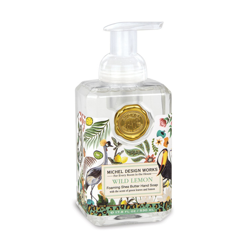 Jabón Espuma Wild Lemon 530 ml
