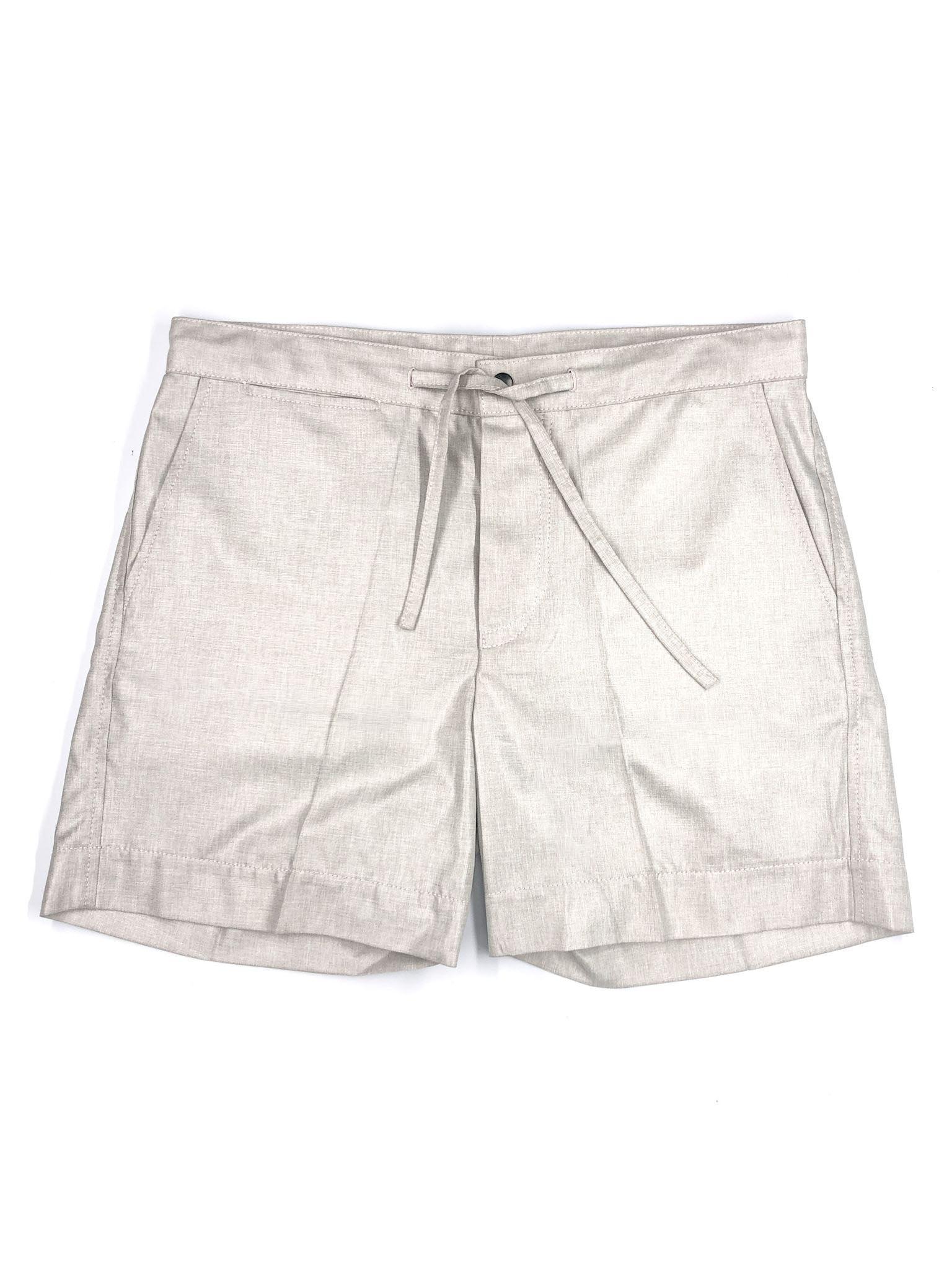 Powder Drawstring Shorts