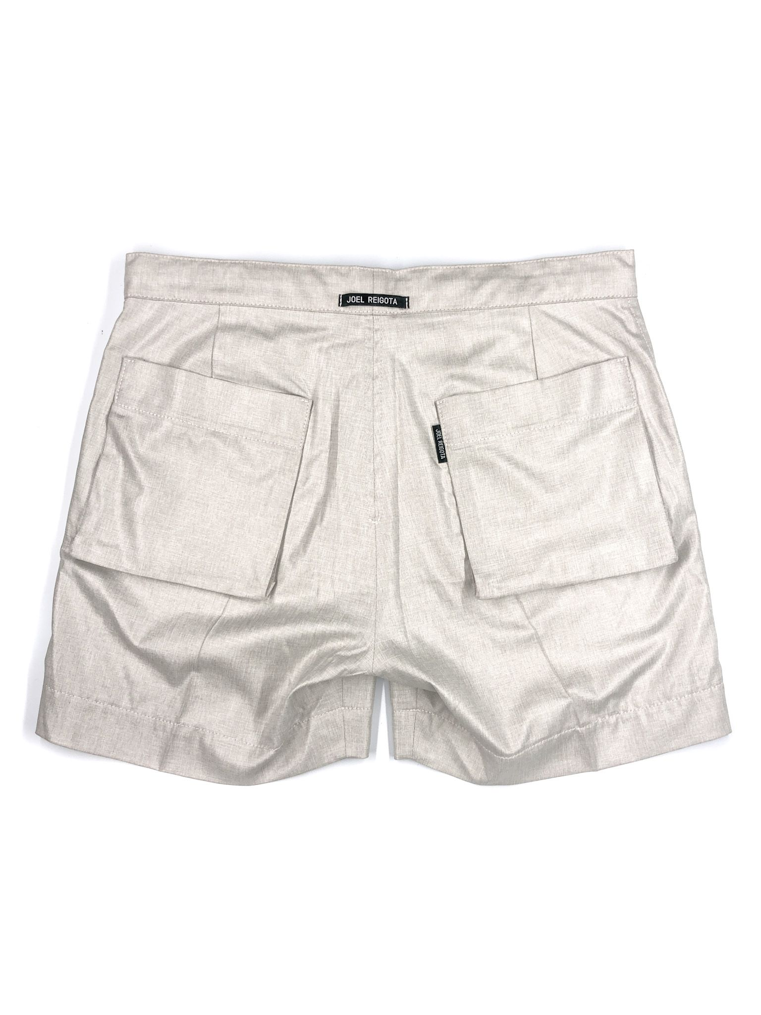 Powder Drawstring Shorts