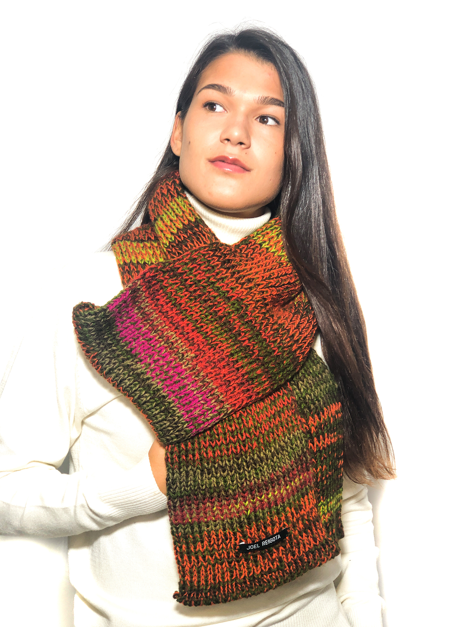 Multicolored Scarf