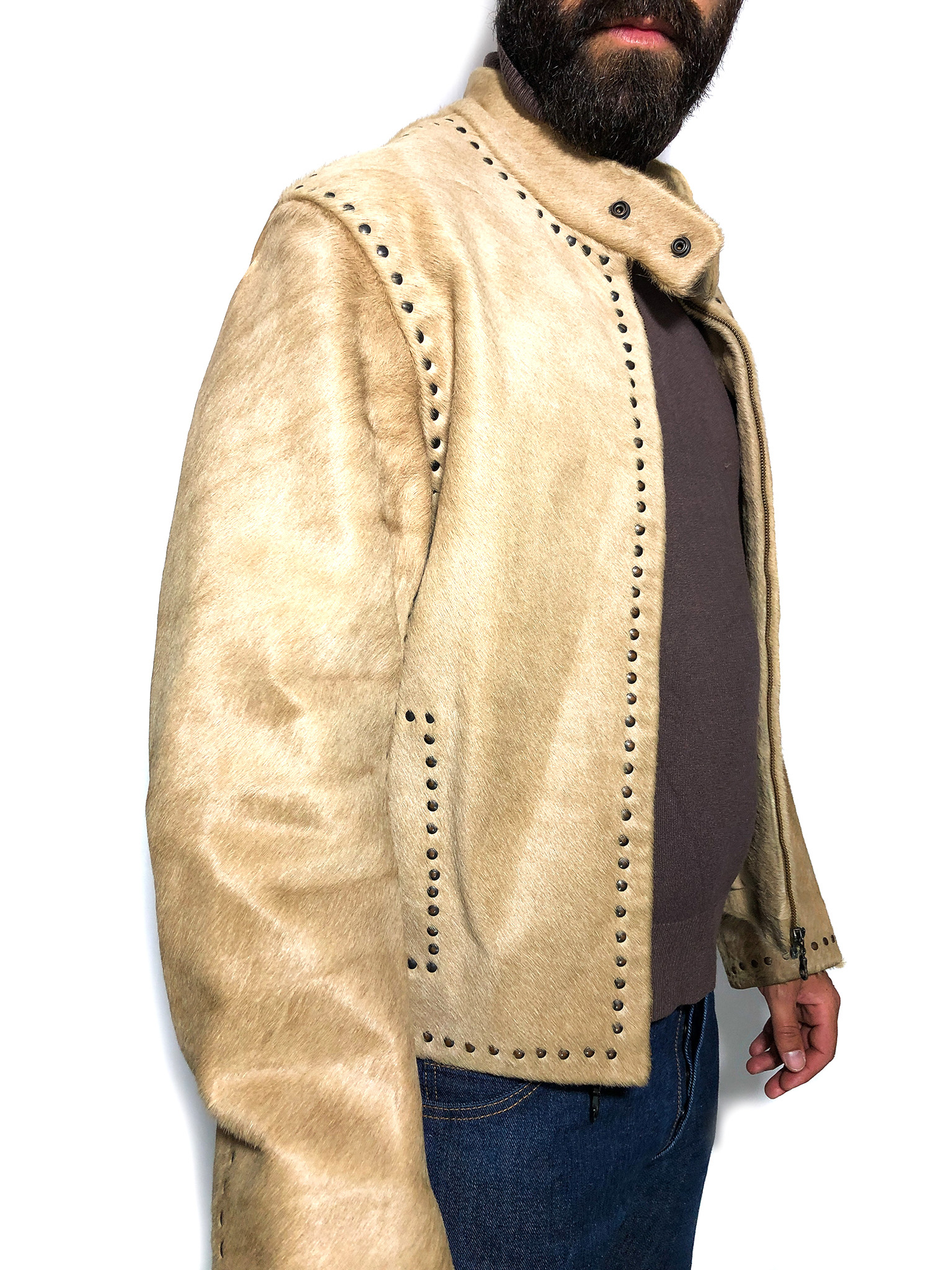 Riveted Jacket