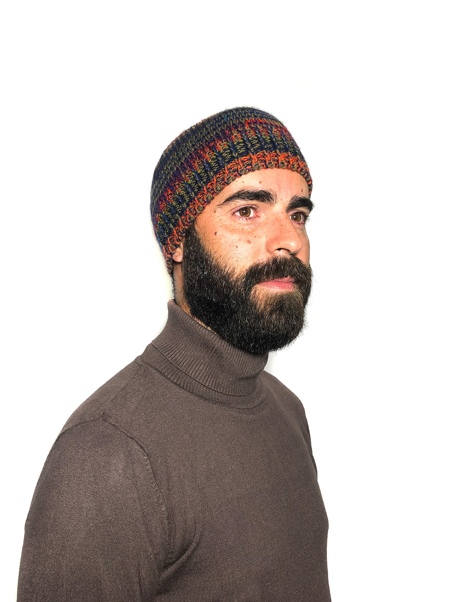 Multicolored Beanie