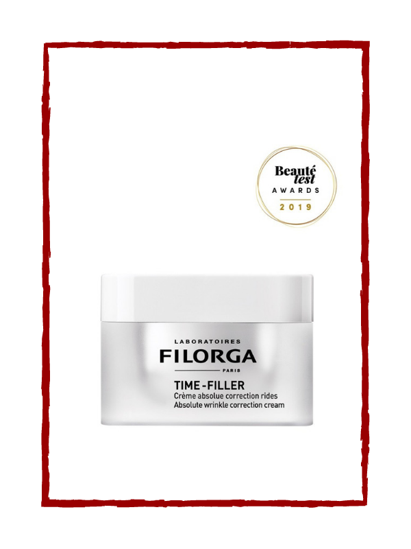 TIME FILLER Absolute Wrinkle Correction Cream