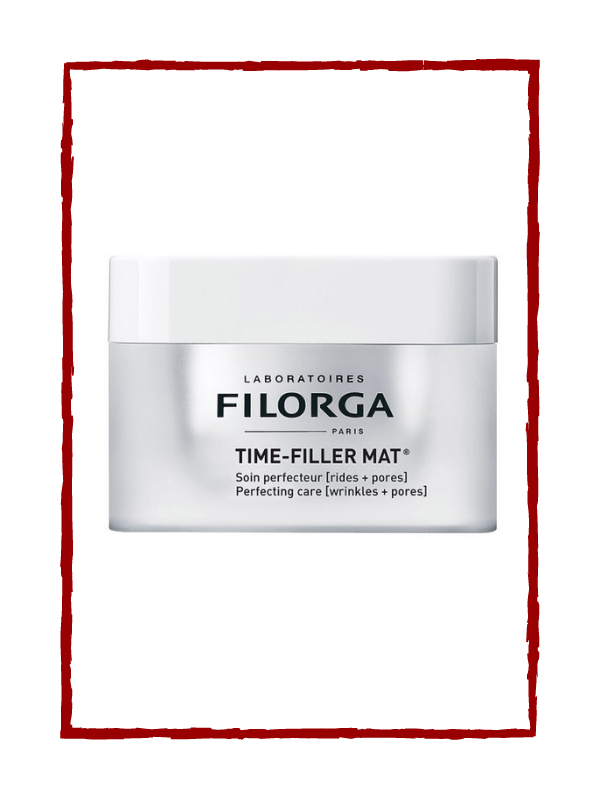 TIME-FILLER MAT Absolute Correction Wrinkle Cream [Pores + Shine]