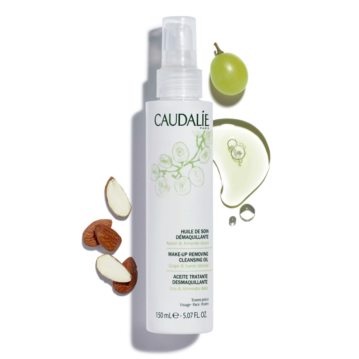 HUILE DE SOIN Makeup Removing Cleansing Oil 100 ml