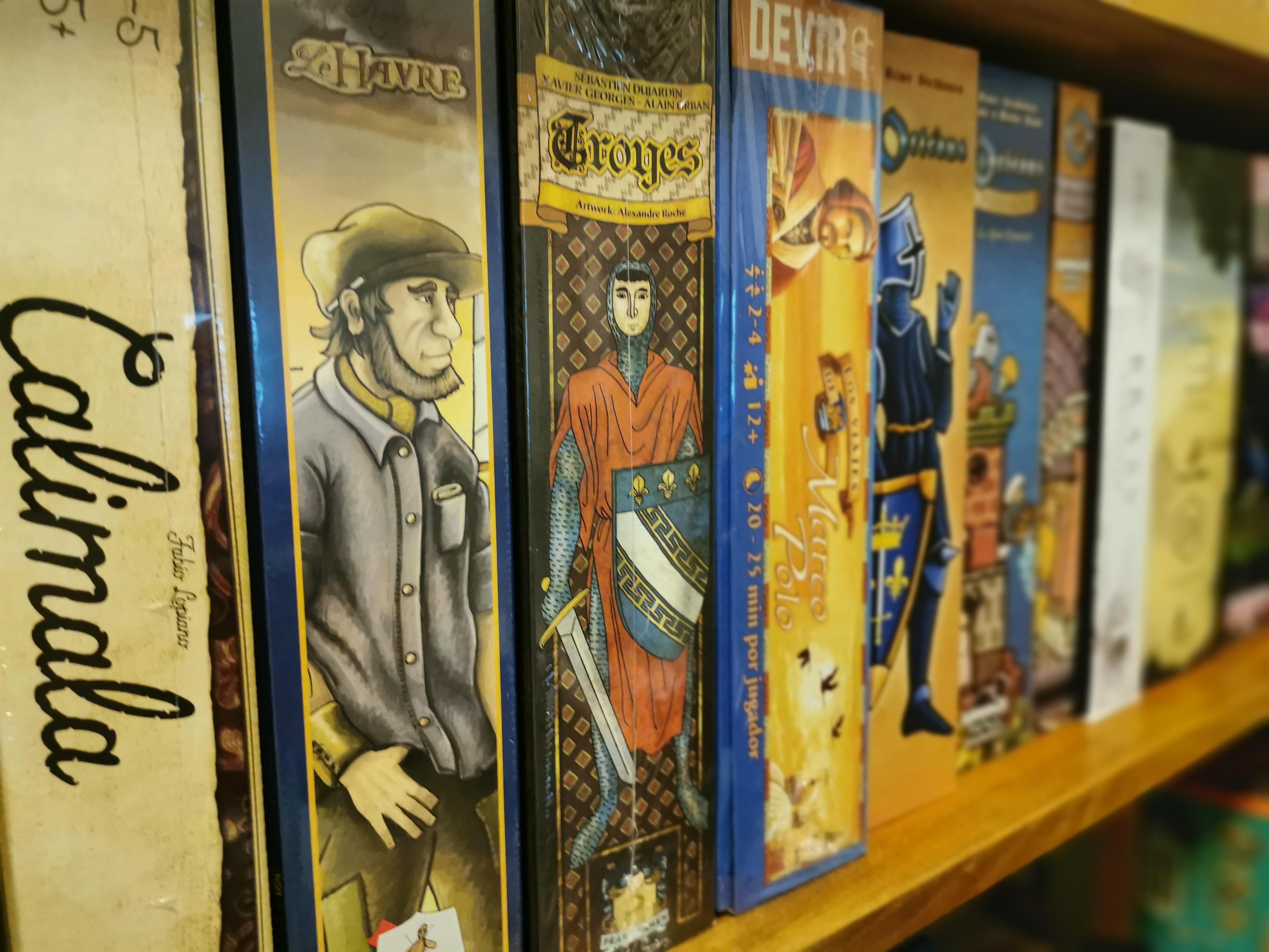 ¿Qué es un Eurogame?