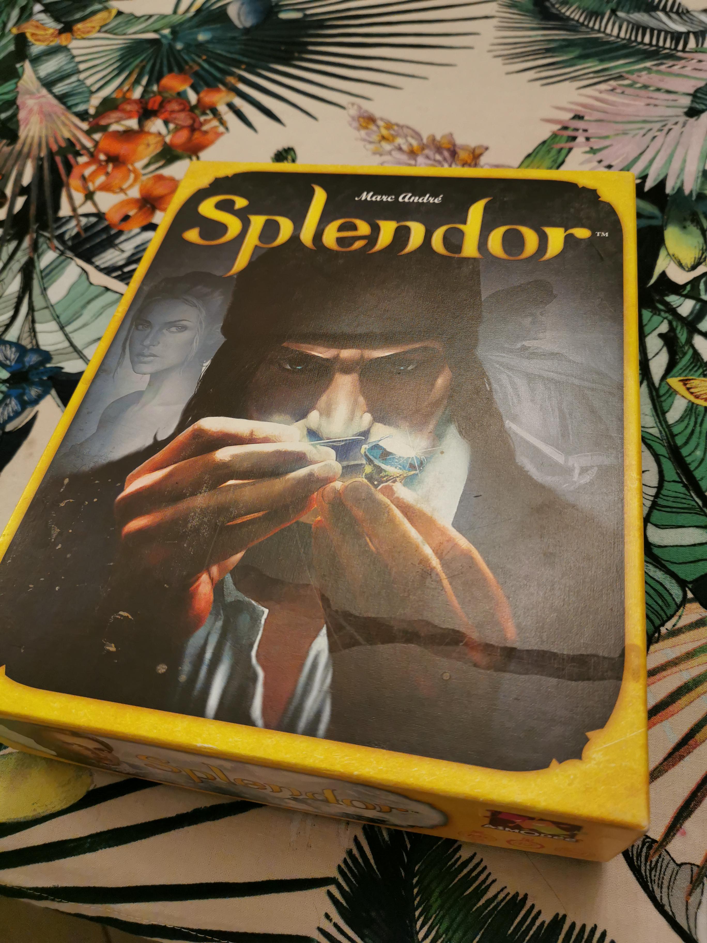 Review de Splendor