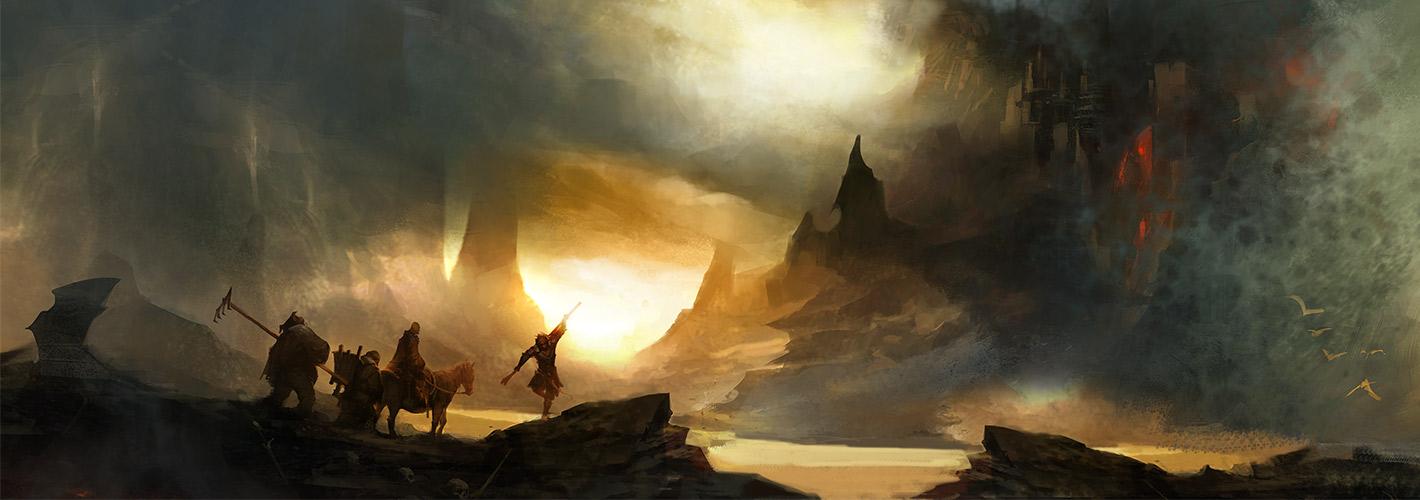 Journey: La Ira de los Demonios - Reseña