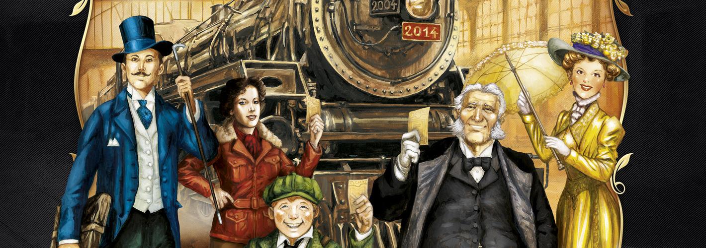¡Aventureros al Tren! - Reseña