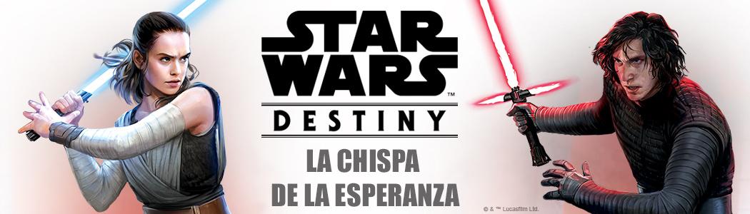 La Chispa de la Esperanza - Star War Destiny
