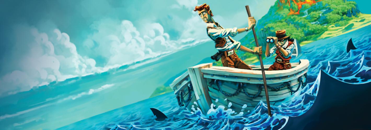 The Island (Survive - Escape from Atlantis!) - Reseña