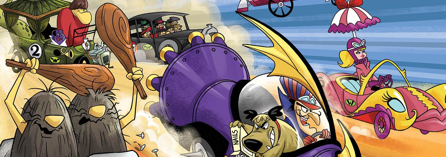 Los Autos Locos: El juego de tablero - Reseña