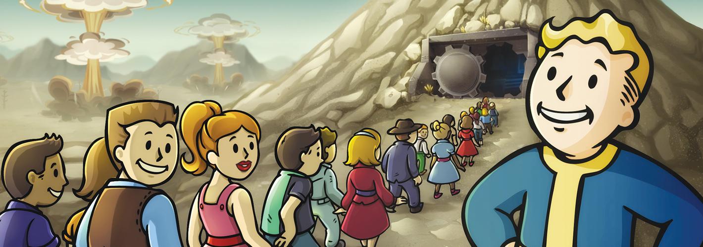 Fallout Shelter - Reseña