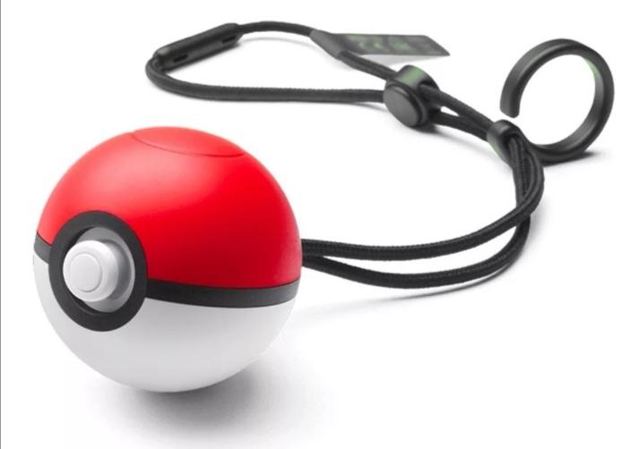 Pokeball Plus Nintendo Switch (20 días)