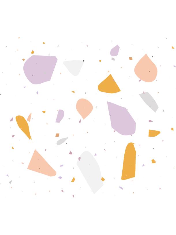 Set 4 Posavasos Triángulo 2